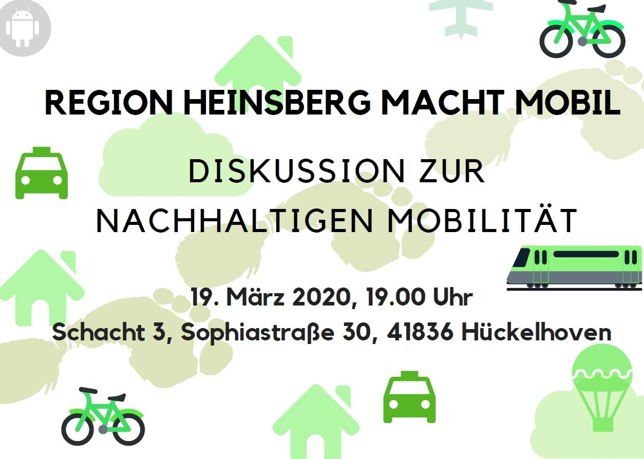 Aktion Region Heinsberg macht mobil